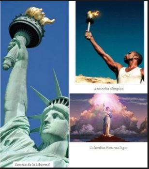 estatua libertad lucifer prometeo