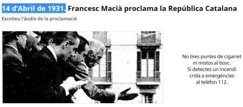 republica catalana 14-4-1931