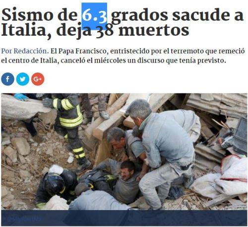 terremoto italia 6,3