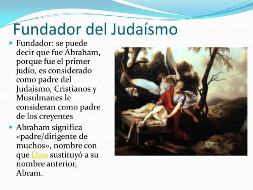 abraham-fundador-judaismo