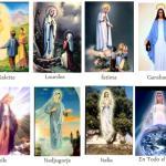 Las APARICIONES MARIANAS de FATIMA, las de GARABANDAL y los 100 años de SATANÁS!!! / La semana 36 del año 6x6x6, CRISTO en los cielos de MANHATTAN y la NOCHE de WALPURGIS del 2017!! / Las hijas de ZAPATERO y el 21 de Abril de FELIPE VI!!