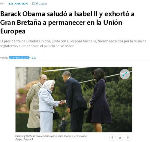 obama isabel ii 22-4-16