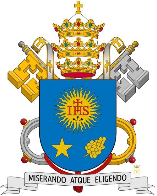 Stemma del Papa Francesco I