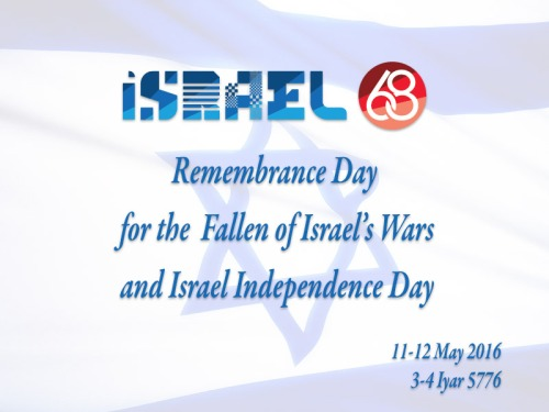 Israel celebrates 68 years of independence