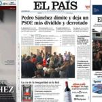 El CISMA del PSOE y la DIMISIÓN de PEDRO SÁNCHEZ en el INICIO del MES de los JESUITAS y del TRASVASE del VIEJO al NUEVO ORDEN….¡¡Que pase el siguiente: PP!! / Juan GABRIEL 66 años, un CORDERO como MENSAJERO!