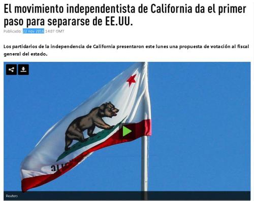 california-independencia