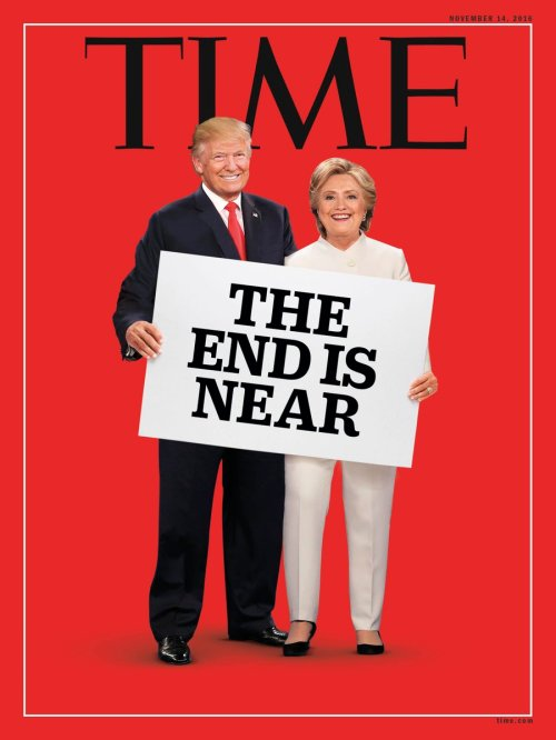 time-the-end-es-near