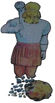 gigante-pies-barro