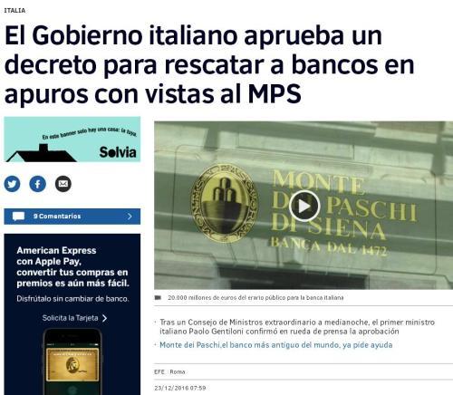 gobierno-italia-rescate-monte-de-paschi
