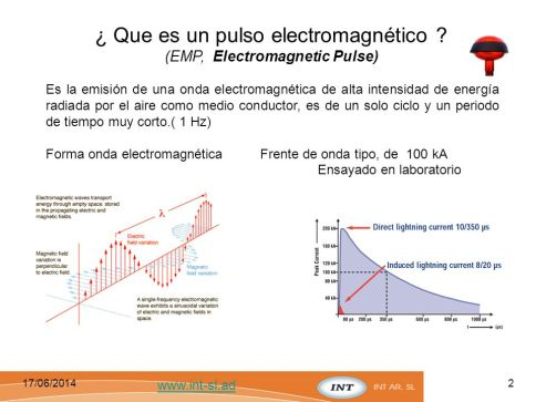 pulso-electromagnetico