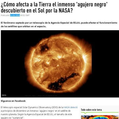 sol-agujero-negro-tierra-nasa