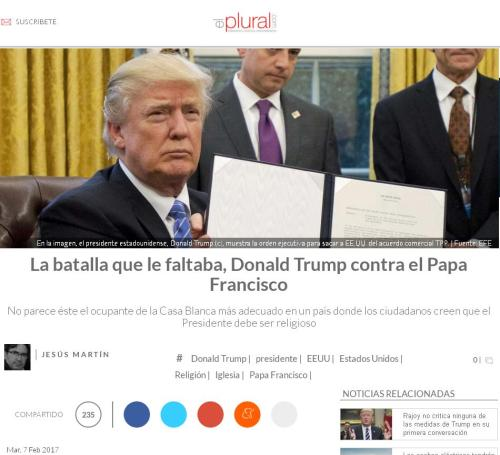 trump-papa-francisco